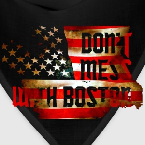 Dont Mess With Boston Apparel T-shirts Kids' Shirts - Bandana