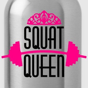 Squat Queen Tanks - Water Bottle