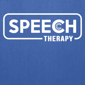 speech_therapy Women's T-Shirts - Tote Bag