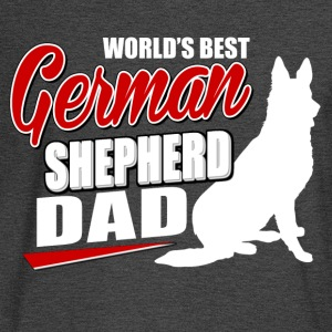 german_shepherd_dad_t_shirt T-Shirts - Men's Long Sleeve T-Shirt