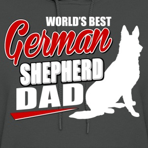 german_shepherd_dad_t_shirt T-Shirts - Women's Hoodie
