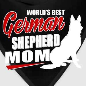 german_shepherd_mom_t_shirt Women's T-Shirts - Bandana