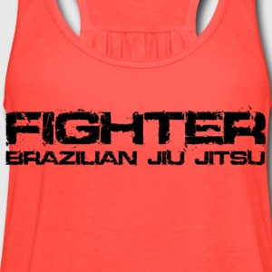 BJJ Fighter T-Shirts - Women's Flowy Tank Top by Bella