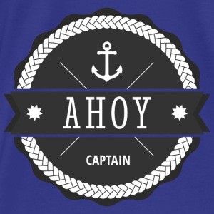 ahoy Bags & backpacks - Men's Premium T-Shirt