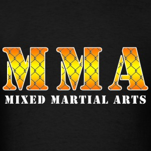 Mixed Martial Arts Net Hoodies - Men's T-Shirt