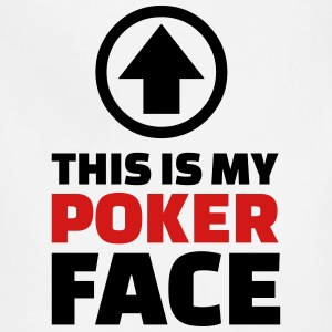 Poker face T-Shirts - Adjustable Apron