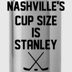 Cup Size Stanley T-Shirts - Water Bottle
