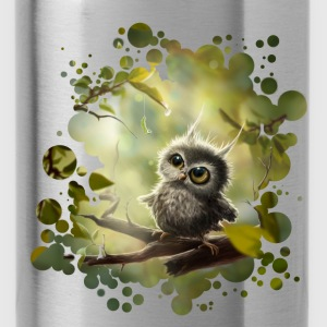 Little Owl Sweatshirts - Water Bottle