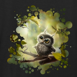 Little Owl Sweatshirts - Men's Premium Tank