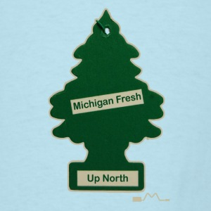 Up North Scent Baby & Toddler Shirts - Men's T-Shirt