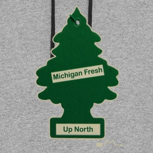 Up North Scent Women's T-Shirts - Colorblock Hoodie
