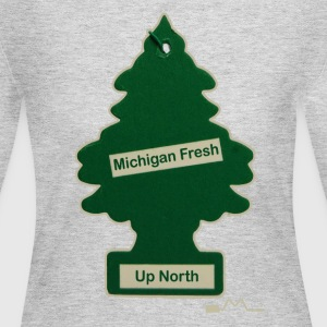 Up North Scent Women's T-Shirts - Women's Long Sleeve Jersey T-Shirt