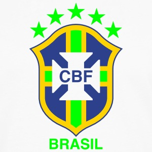 brazil Brasil soccer CBF - Men's Premium Long Sleeve T-Shirt