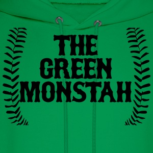 Green Monstah T-Shirts - Men's Hoodie