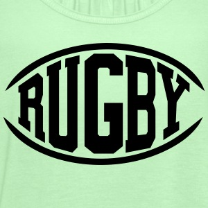 Rugby Kids' Shirts - Women's Flowy Tank Top by Bella