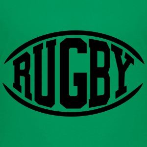 Rugby Kids' Shirts - Toddler Premium T-Shirt