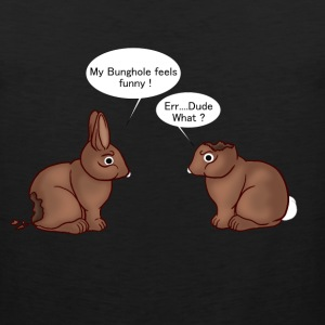 Chocolate Bunnies Hoodies - Men's Premium Tank