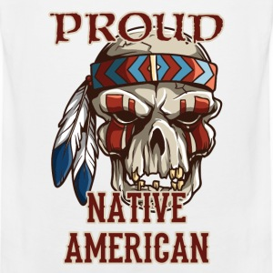Proud Native American Women's T-Shirts - Men's Premium Tank