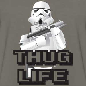 Thug Life T-Shirts - Men's Premium Long Sleeve T-Shirt
