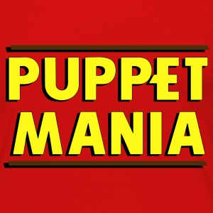 PuppetMania between the ropes - Women's Premium Long Sleeve T-Shirt
