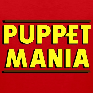 PuppetMania between the ropes - Men's Premium Tank