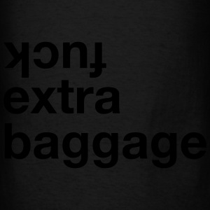 Kcuf extra baggage Bags & backpacks - Men's T-Shirt