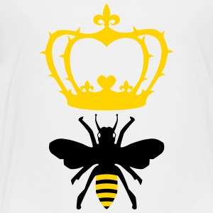 Queen Bee Kids' Shirts - Toddler Premium T-Shirt