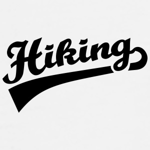 Hiking Bottles & Mugs - Men's Premium T-Shirt