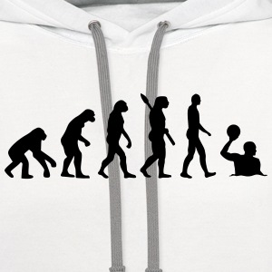 Evolution Water polo T-Shirts - Contrast Hoodie