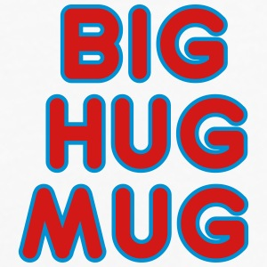 Big Hug Mug - Men's Premium Long Sleeve T-Shirt