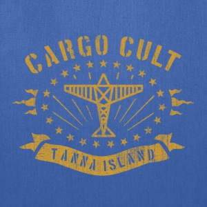 Big man, Cargo cult - Tote Bag