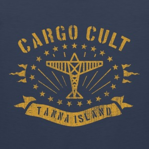 Big man, Cargo cult - Men's Premium Tank