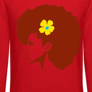 Yellow Flower - Crewneck Sweatshirt