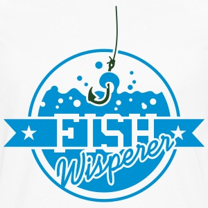 Fish Whisperer (2c) T-Shirts - Men's Premium Long Sleeve T-Shirt