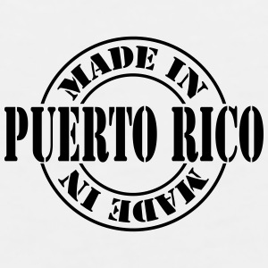 made_in_puerto_rico_m1 Bottles & Mugs - Men's Premium Tank