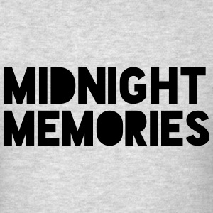 Midnight memories Long Sleeve Shirts - Men's T-Shirt