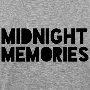 Midnight memories Long Sleeve Shirts - Men's Premium T-Shirt