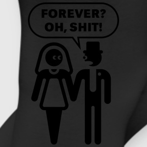 Forever? Oh, Shit! (Wedding / Stag Party / 1C) T-Shirts - Leggings