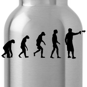 Evolution of Graffiti/ Streetart / Bombing Hoodies - Water Bottle