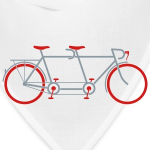 Bicycle (2c)++2014 Women's T-Shirts - Bandana