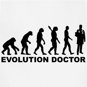 Evolution Doctor T-Shirts - Adjustable Apron