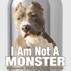 Pit Bull Respect - Water Bottle