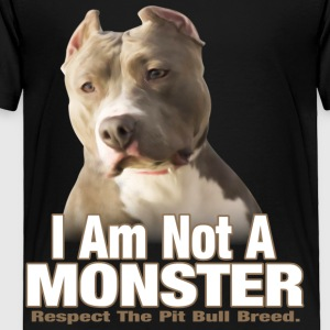 Pit Bull Respect - Toddler Premium T-Shirt