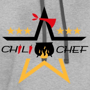 All-Star Chili Chef T-Shirts - Contrast Hoodie