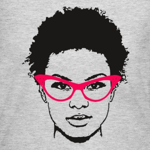 The Pink Glasses - Women's Long Sleeve Jersey T-Shirt