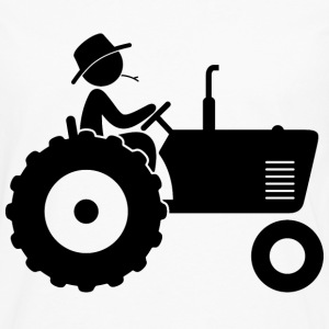 Farmer (dd)++2014 Hoodies - Men's Premium Long Sleeve T-Shirt