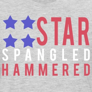 Star Spangled Hammered - Men's Premium Long Sleeve T-Shirt