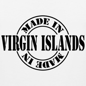 made_in_virgin_islands_m1 Women's T-Shirts - Men's Premium Tank