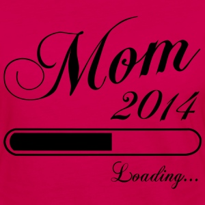 Mom Loading 2014 Women's T-Shirts - Women's Premium Long Sleeve T-Shirt