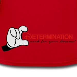 Determination Zip Hoodies & Jackets - Women's V-Neck T-Shirt
